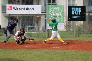Sissach Frogs 10