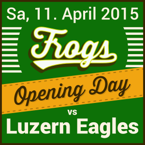 Sissach Frogs v Luzern Eagles