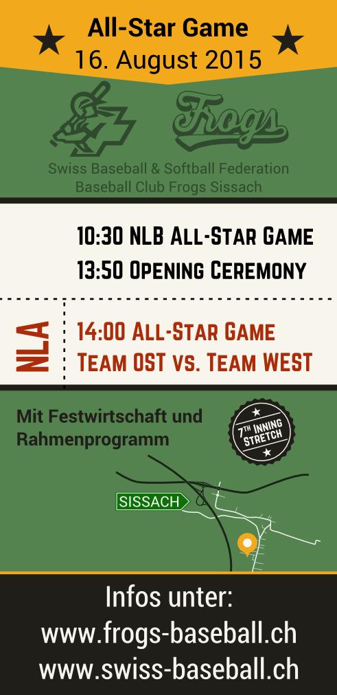 Baseball All-Star Game 2015 Sissach B