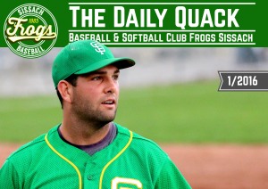 Sissach Frogs Daily Quack 2016-1