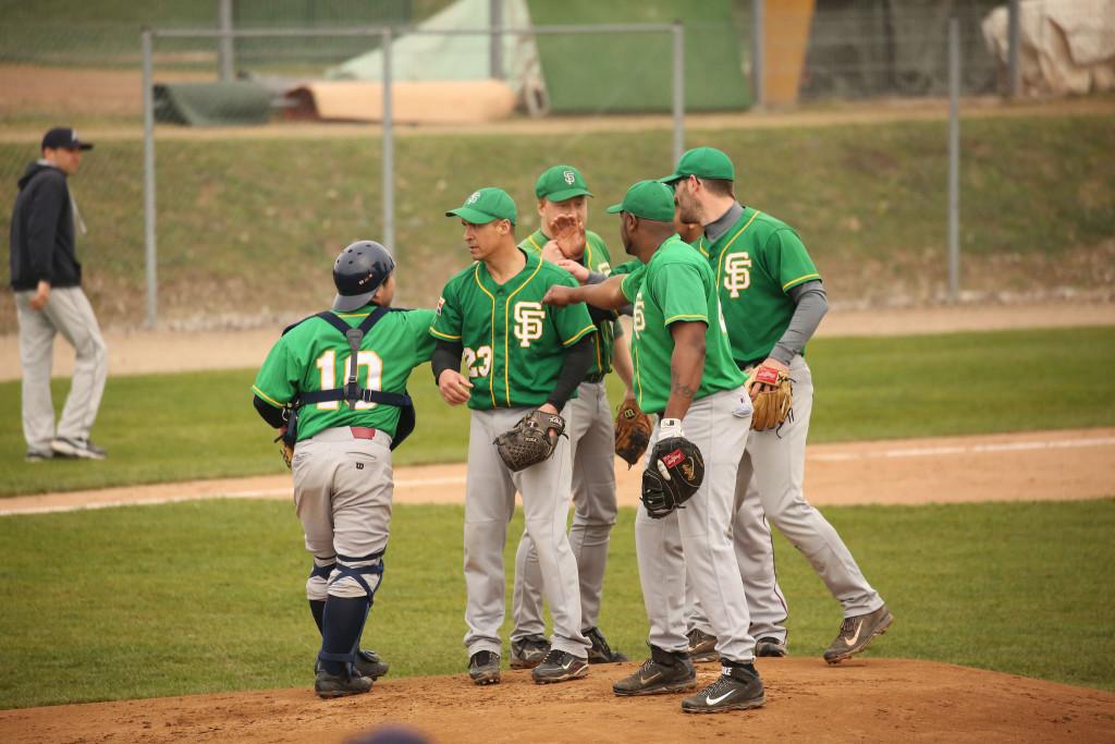 Sissach Frogs Baseball 01