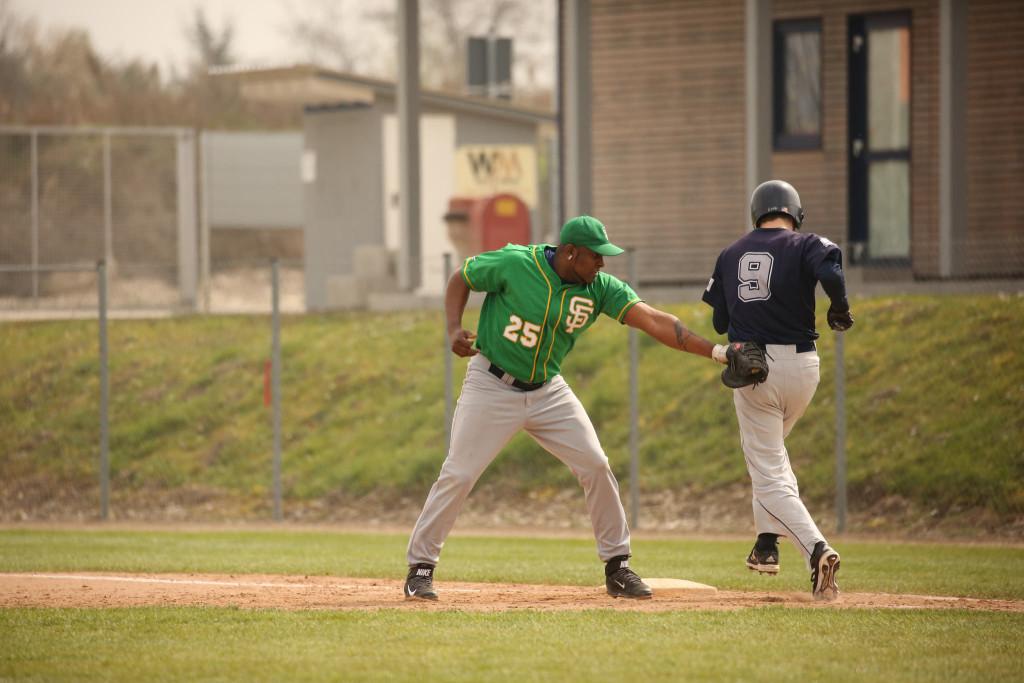 Sissach Frogs Baseball 06