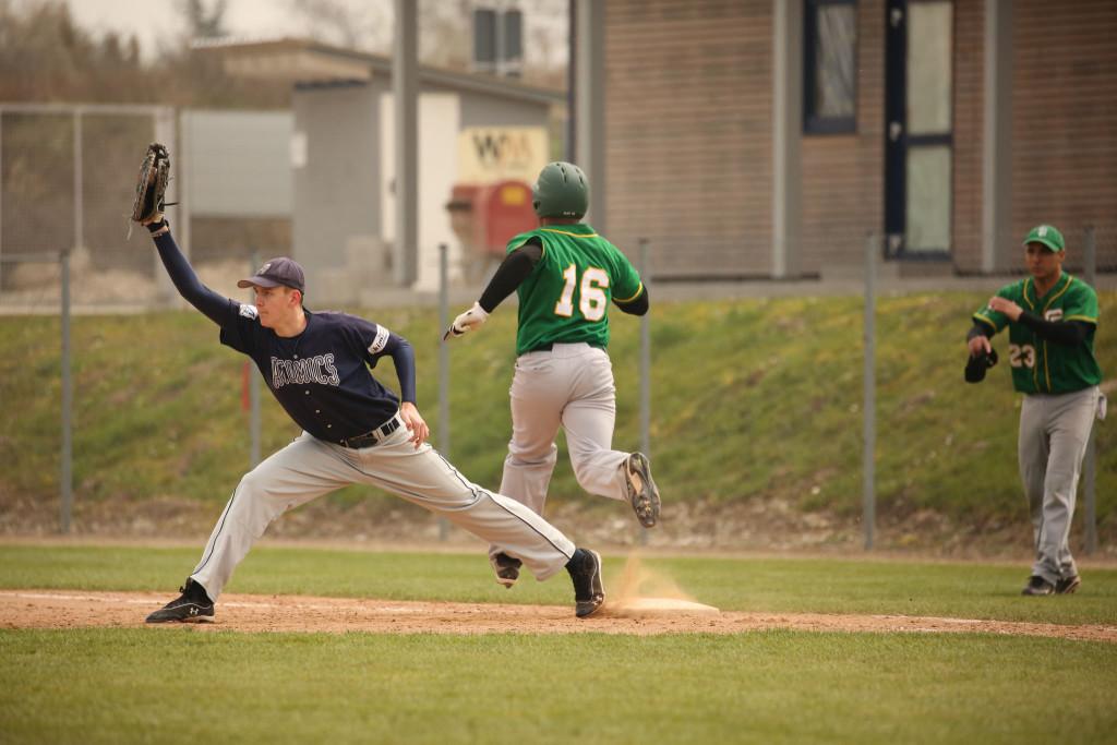 Sissach Frogs Baseball 07