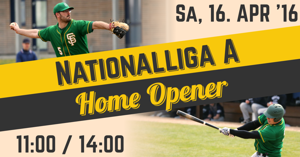 Sissach Frogs Baseball NLA Home Opener