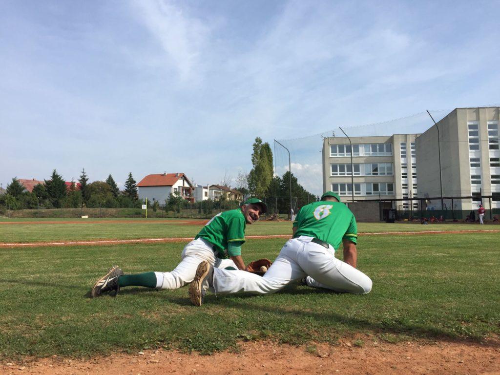 Sissach Frogs Turnier in Bratislava