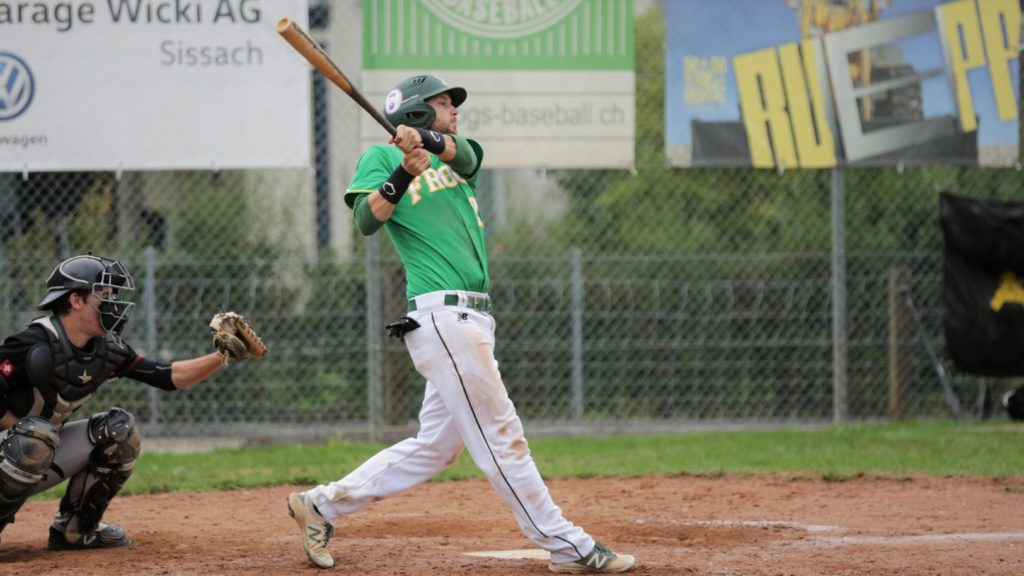 Baseball Nationalliga A Sissach Frogs